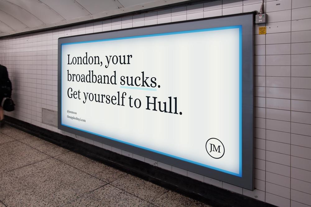 Fastest broadband in the UK